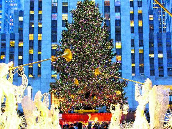 Curiosidades de los famosos árboles de Navidad