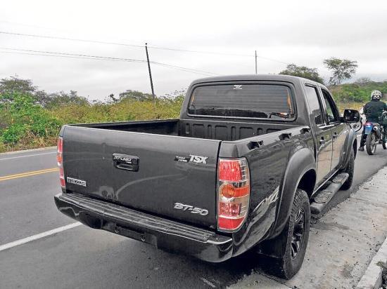 La mazda bt-50, el carro que más se roban