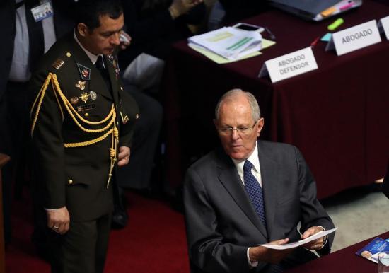 Gabinete del Presidente de Perú blanco de críticas por escándalo de Odebrecht