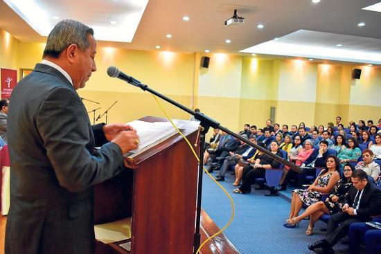 La universidad San Gregorio ampliará la oferta de maestrías