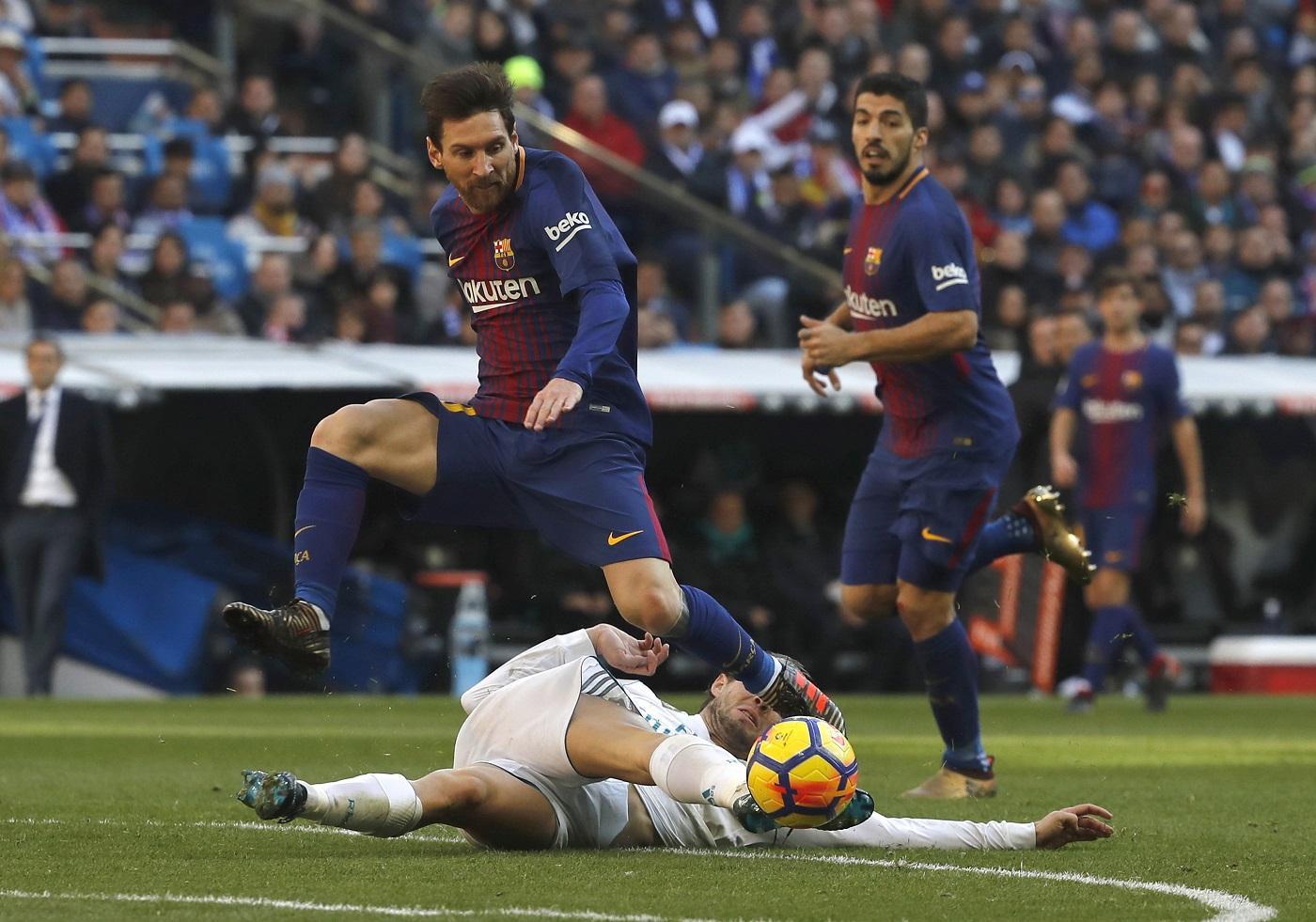 0-3: Barcelona de España sentenció al Real Madrid