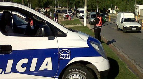 Mujer da a luz en un patrullero de la Policía en Uruguay
