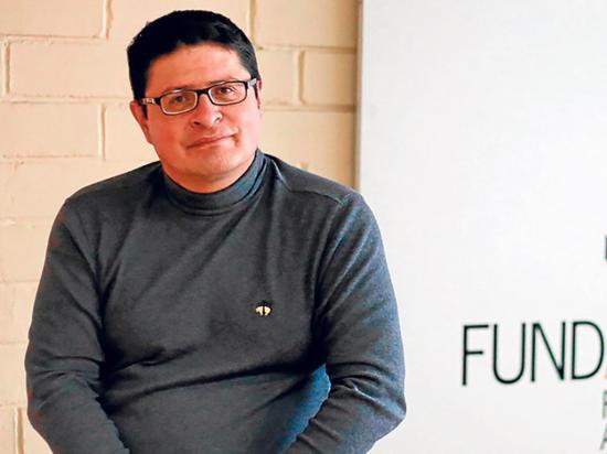 """César Ricaurte: """"Ha mejorado el clima para los medios"""""""