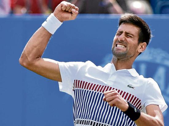 Djokovic tiene equipo completo
