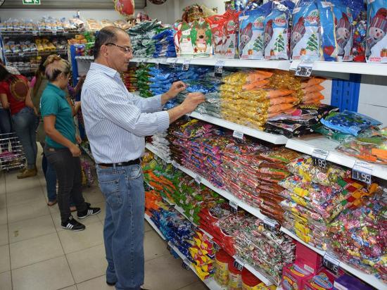 Las ventas aumentaron en un 50 por ciento en el mes de diciembre