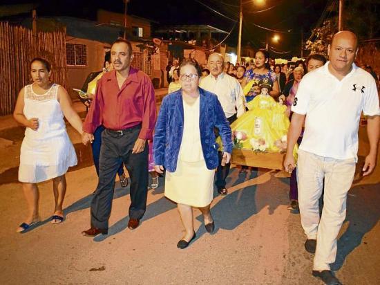 Rinden honor a la Virgen del Cisne con diversas actividades