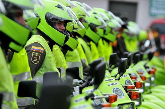 Al menos 37 muertes en Colombia durante Nochebuena, según la Policía