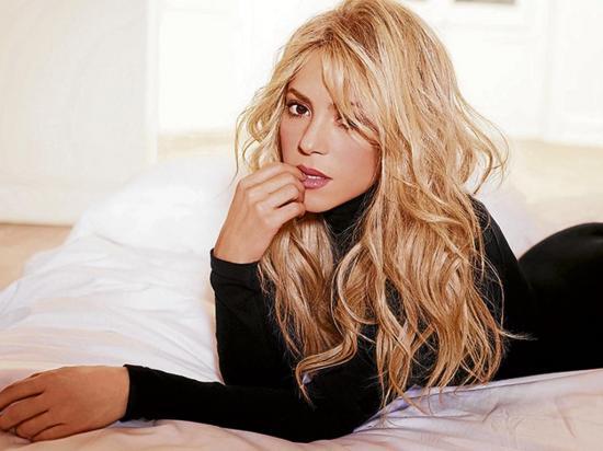 Shakira será operada en España