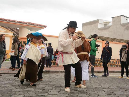 Danza ancestral vuelve a la vida
