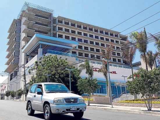 El hotel del Mall del Pacífico estaría en 10 meses
