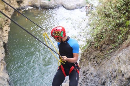 Entre la diversión y la adrenalina
