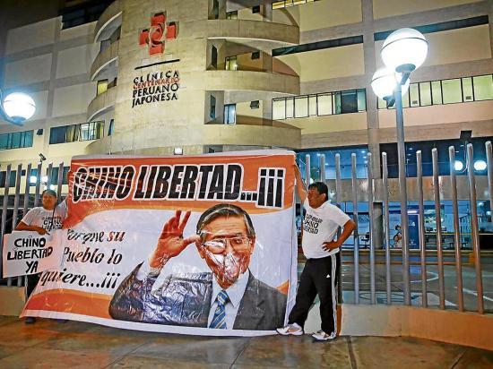Kuczynski agradece a los Fujimori con el indulto a su padre