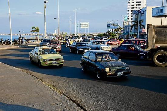 Los días del caos vehicular