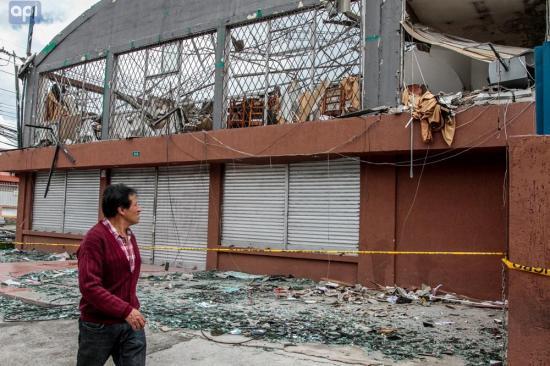 Fiscal formula cargos por homicidio culposo y almacenamiento ilegal de gas a dueño de restaurante de Quito
