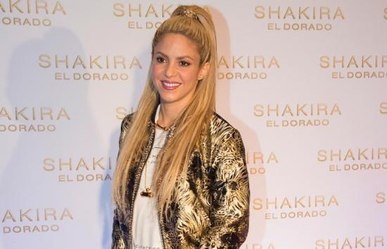 Shakira retomará su gira El Dorado en el mes de junio