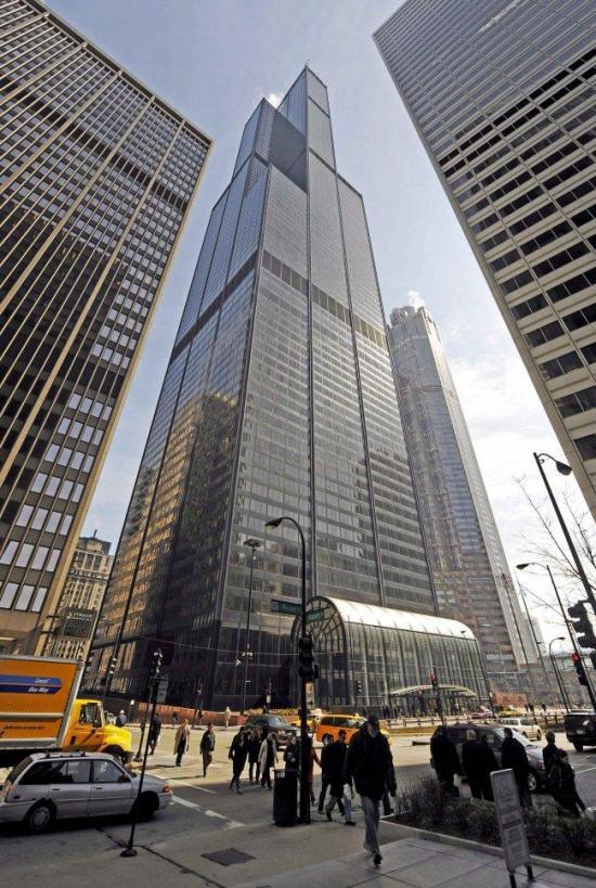 Un rascacielos a medio construir será subastado por 'eBay' chino