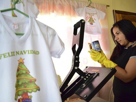 Los comerciantes aún tienen ventas hasta la bajada de Reyes