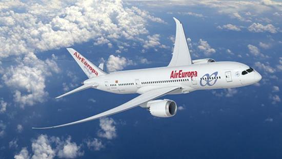 Air Europa llegará a Quito con proyección transporte de 90.000 pasajeros año