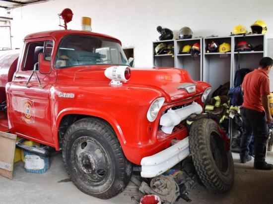 Piden que se fortalezca a los bomberos de la parroquia San Isidro