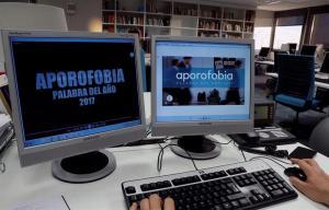 'Aporofobia' es elegida como palabra del año 2017