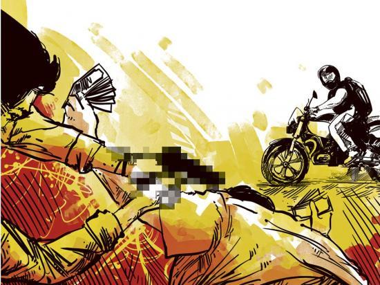 Motociclistas se le llevan $ 1.700