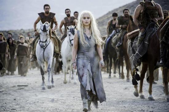 'Game of Thrones' fue la serie más pirateada por sexto año consecutivo