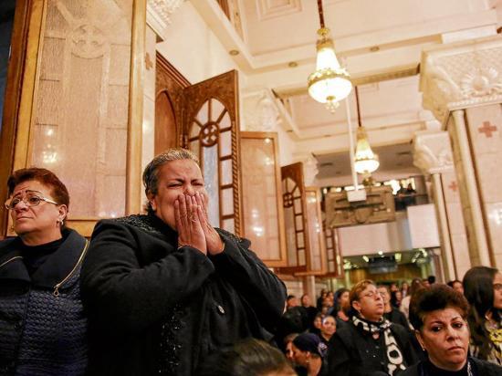 Ataque a una iglesia deja una decena de muertos