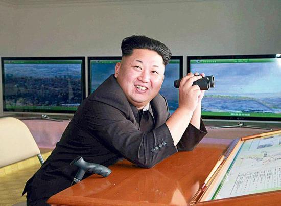 Kim Yong-Un reduce la cifra de apariciones públicas
