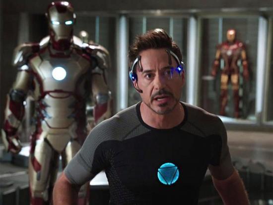 'Iron man' lucirá un nuevo traje