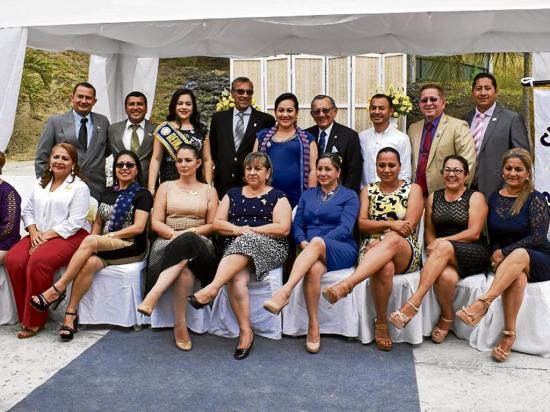 San Vicente cuenta con Club Rotario