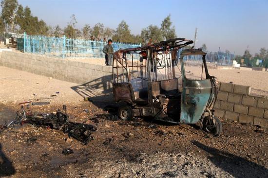 17 muertos tras ataque al funeral de un político en Afganistán
