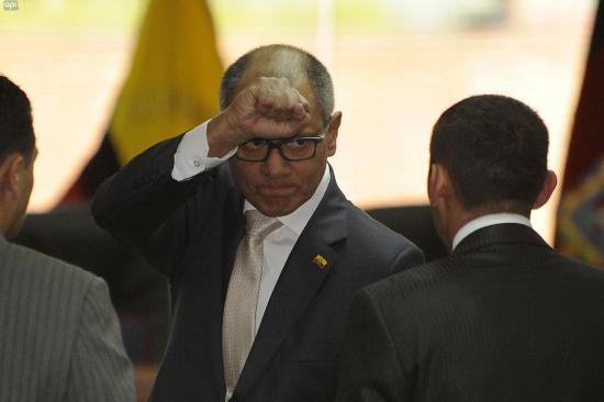 El 3 de enero, día clave para Jorge Glas y la política ecuatoriana