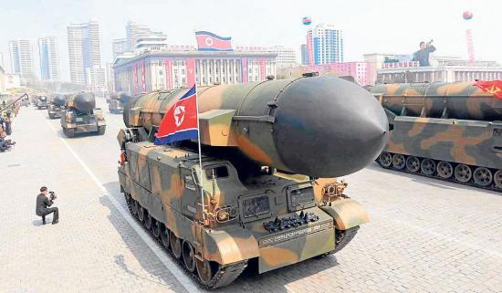 Pyongyang mantiene su política nuclear