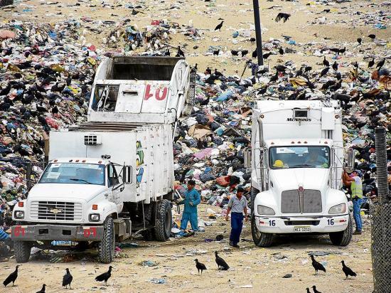 Se recolectan 320 toneladas de basura