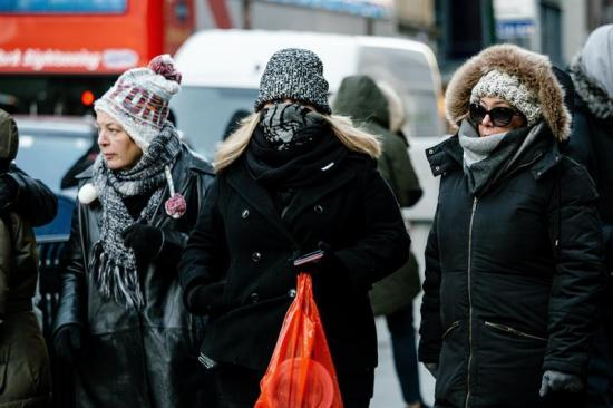 Una ola de frío récord asola a Estados Unidos