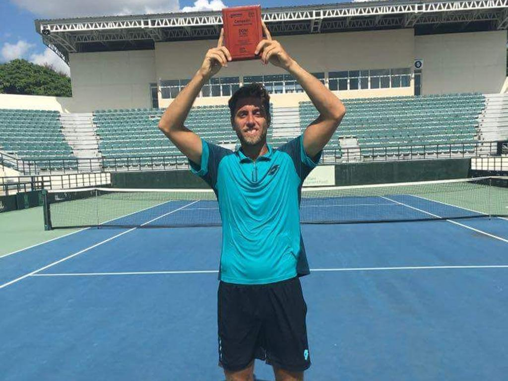 Roberto Quiroz crece en la ATP