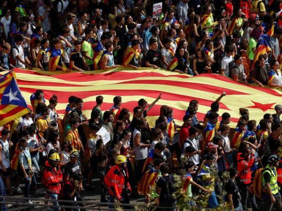 Tensión en Cataluña al pensar en su futuro