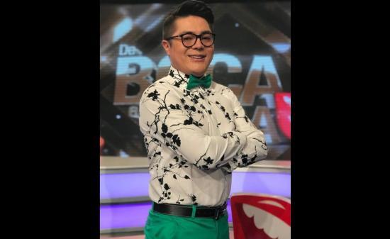 Mauricio Altamirano, 'El Cuy', se cambió de casa televisiva