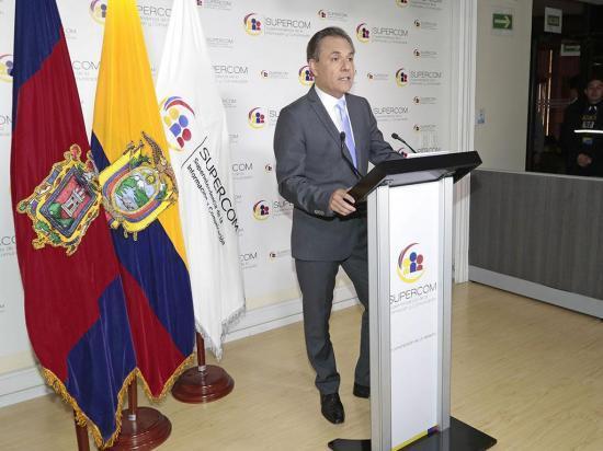Superintendente Carlos Ochoa envía carta con disculpas públicas a Teleamazonas