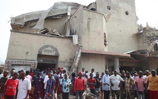 Al menos 16 muertos en tiroteo a la salida de una misa en Nigeria