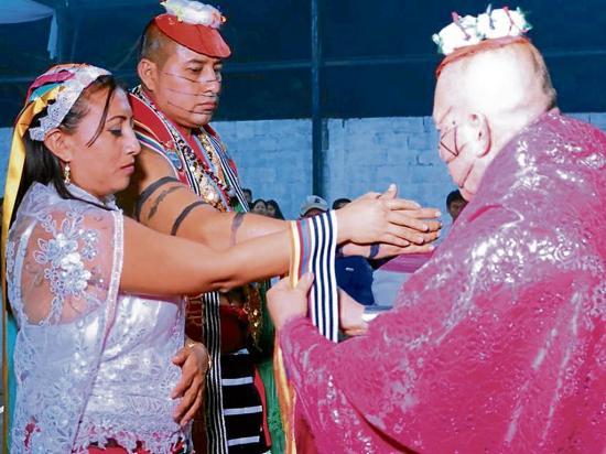 Rescatando tradiciones de las bodas