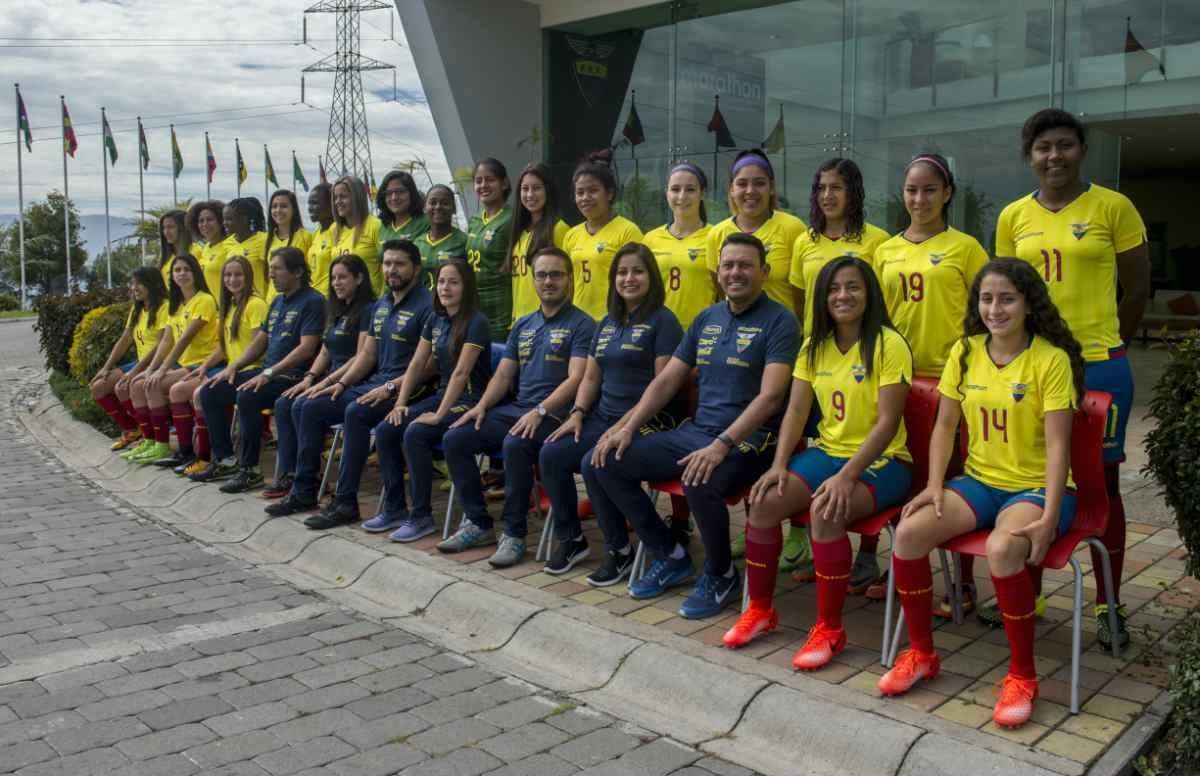 Ecuador define equipo para el Sudamericano Sub'20 que dará cupo al Mundial