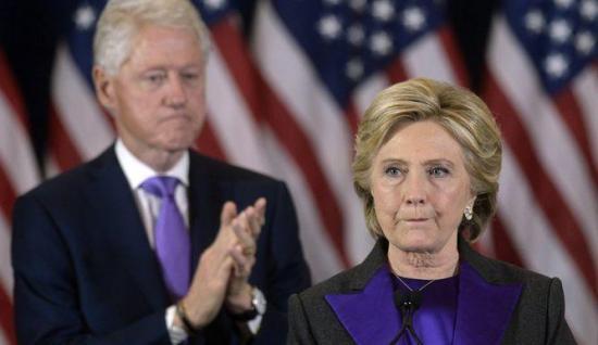 Reportan pequeño incendio en casa de los Clinton a las afueras de Nueva York