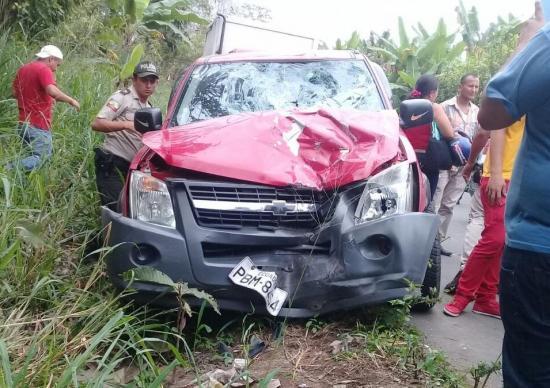 Motociclista murió tras choque en la vía a La Bramadora