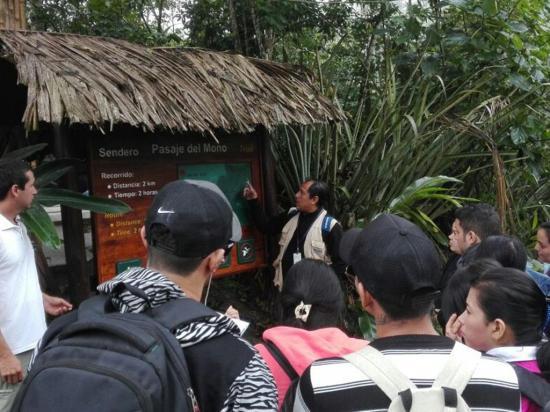 4.254 turistas visitaron las áreas protegidas de Manabí en el feriado