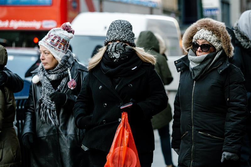 Ola de frío récord avanza en EE.UU. y deja otros 11 muertos en 24 horas