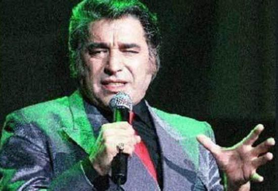 Argentina recuerda al cantante Sandro en el octavo aniversario de su muerte
