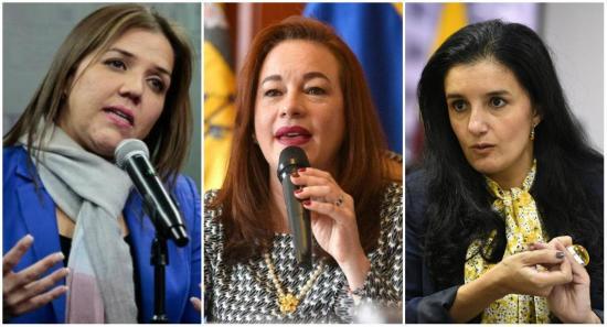 Lenín Moreno confirma terna para ocupar la Vicepresidencia de Ecuador