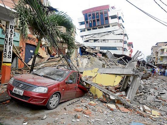 Charla sobre riesgo sísmico