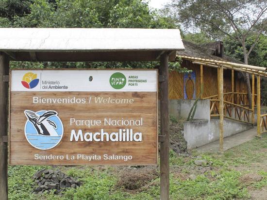 Sendero La Playita Salango, un nuevo  lugar por conocer